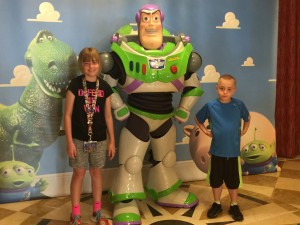 Nick Disney Cruise Buzz