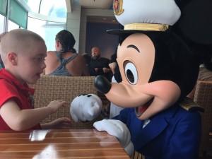 Nick Disney Cruise trip